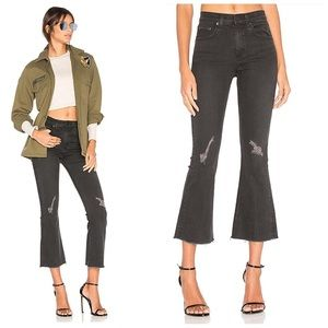 RAG and BONE 10 inch Crop Flare